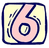 Clipart Number 6