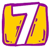 Clipart Number 7