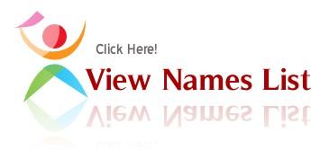 View Names List
