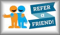 Affordable Webcrafters Refer A Friend Button